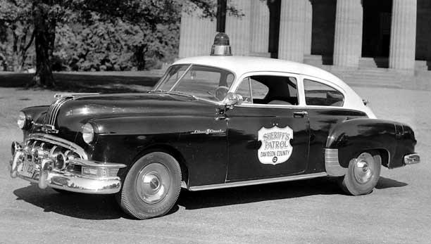 Antique Police Cars.com